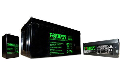 Cover Image - forbatt batteries