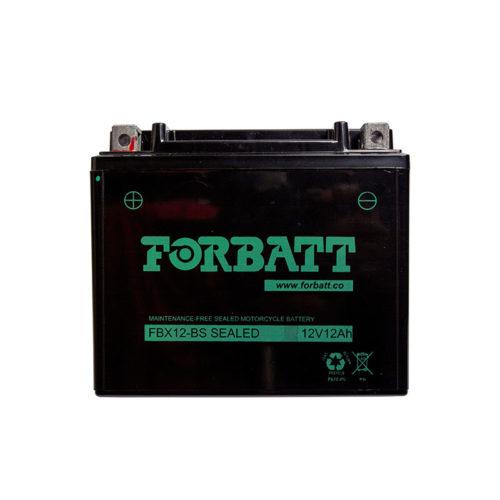 FBX12-BS SEALED 12V12Ah Forbatt Motor Cycle Batteries