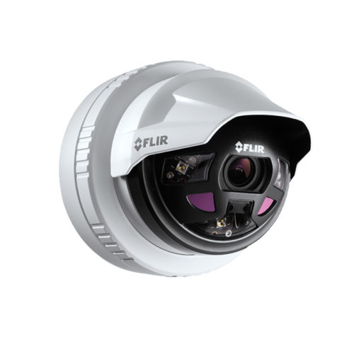 Uncooled Thermal Dome Camera